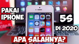 Tahun 2020 Pakai IPhone 5s, Emang Ada Masalah?