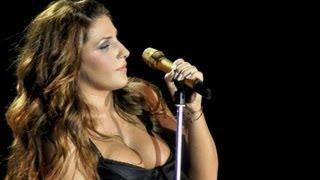 Helena Paparizou   San Ke Sena (Live @ Summer Tour 2010)