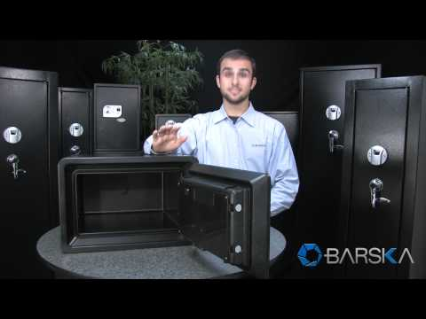 Barska's New Secure Fireproof Digital Safe