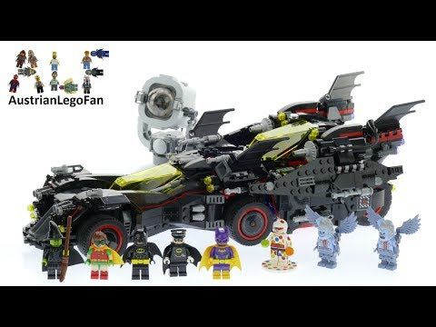 Suprême CherLa The Movie Pas Batman Batmobile 70917 Lego IbeDHWYE92