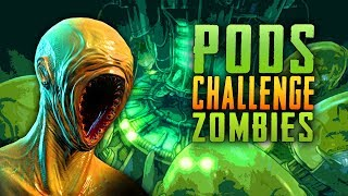 Pod Weapon Challenge (Call of Duty Zombies Mod)