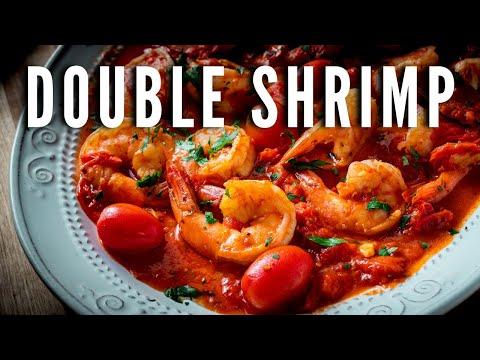 Two Amazing Italian Shrimp Recipes