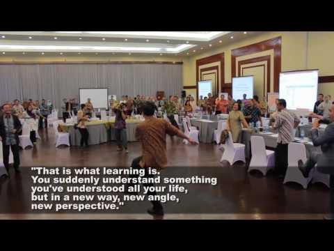 RUMAH MANUSIA - Training Capacity Building Kementrian Keuangan RI (by Andi Ginting)