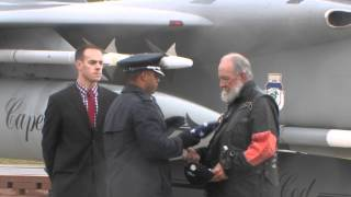 National 'Patriots Tour' visits Otis Air National Guard Base