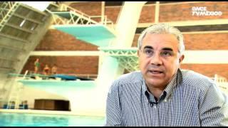 Leyendas del Deporte Mexicano - Carlos Girón, clavadista de La Quebrada