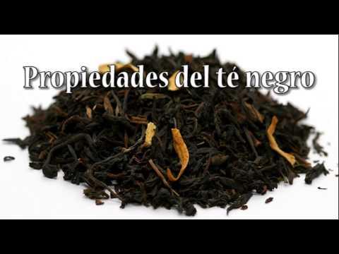 Propiedades del té negro