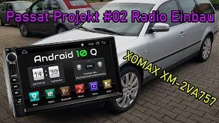 Was taugt ein China Radio? XOMAX XM-2VA757 | Low Budget Passat Projekt #02