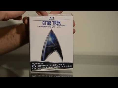 ~ Streaming Online Star Trek: The Motion Pictures Collection (Motion Picture/ Wrath of Khan/ Search for Spock/ Voyage Home/ Final Frontier/ Undiscovered Country/ Generations/ First Contact/ Insurrection/ Nemesis)