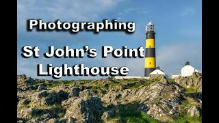 Photographing St. John's Point Lighthouse