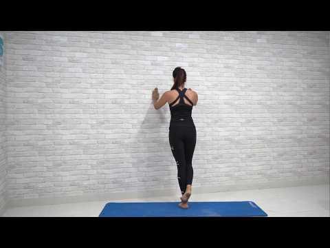 Bodyweight Calf Raises (Single Leg)