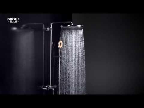 GROHE Duschsysteme - Für jeden Typ die passende Dusche!