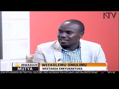 NTV Mwasuze Mutya: Weekolemu omulimu, weetaaga enkukakyuka| Ronald Mayanja