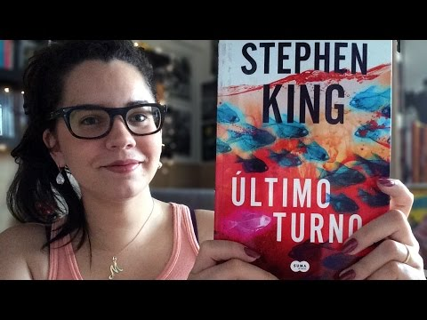 ÚLTIMO TURNO (E O QUE ACHEI DA TRILOGIA BILL HODGES), de Stephen King | BOOK ADDICT