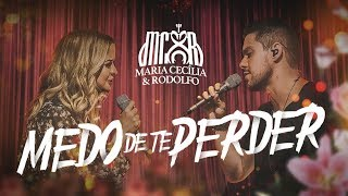 Maria Cecília e Rodolfo lançam a romântica 'Medo de Te Perder'