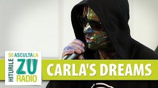 Carla's Dreams - Acele (Live La Radio ZU)