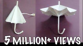 Origami Bentuk Payung