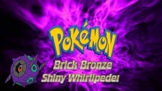 Whirlipede  - (Pokémon) - Roblox Pokemon Brick Bronze Extras - Shiny Whirlipede!