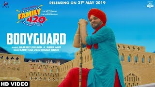 Bodyguard (Full Song) Harpreet Dhillon & Inder Kaur | Gurchet Chitarkar | Family 420 | Punjabi Song