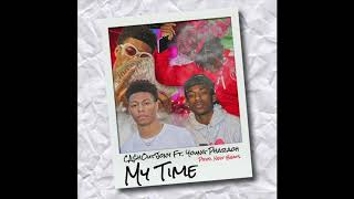 CashOutJony - My Time (feat. Young Pharaoh) Official Audio