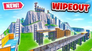 TOTAL WIPEOUT Challenge in Fortnite