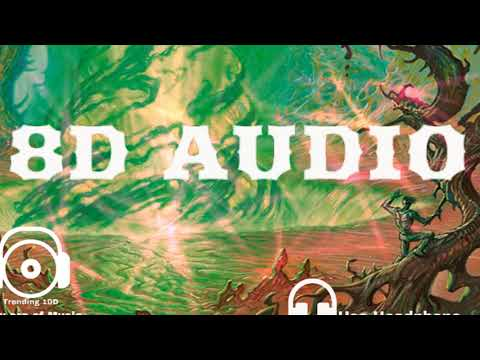 [8d Audio] Machine Gun Kelly - I Think I'm OKAY ft. Yungblud, Travis Barker