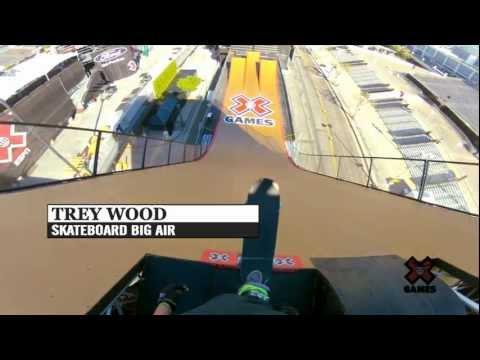 GoPro HD: Trey Wood Big Air Uncut - Summer X Games 2012