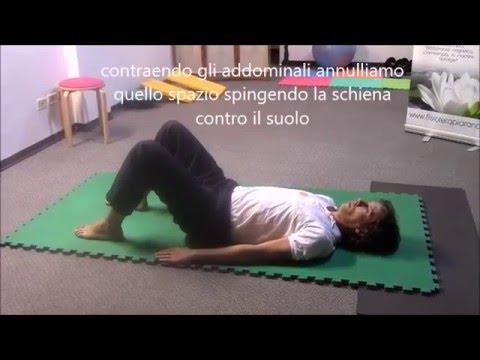 Il mal di schiena dopo il parto non è possibile
