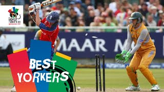 'Right up there, no room for error' | Best yorkers from T20WC 2007