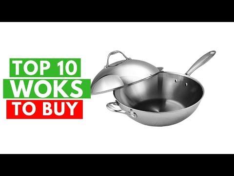Top 10 best woks to Buy 2019   Best Woks online   Best Woks Review