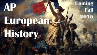 AP European History...What You Have Gotten Yourself Into!!!