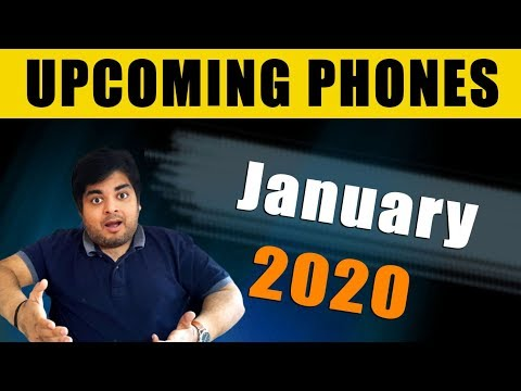 Upcoming Mobile Phones with new features and price in 2020
