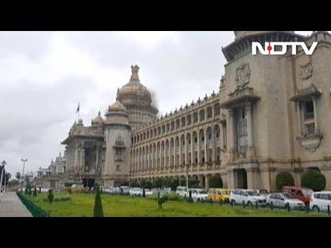 Karnataka में सियासी संकट, इस्तीफे के बाद Mumbai के Hotel में ठहरे विधायक