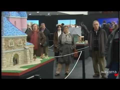 Inauguración de la exposición de Baluarte