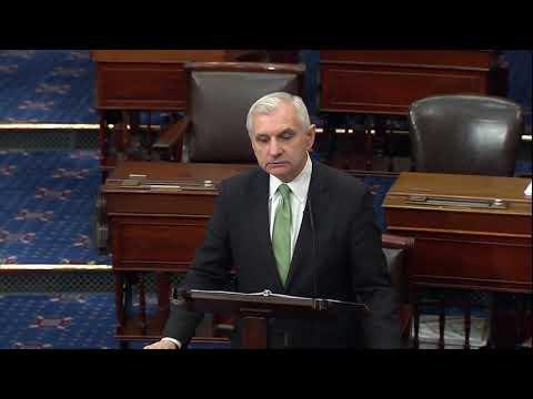 Reed Reacts to Trump Administration Pardoning War Criminals