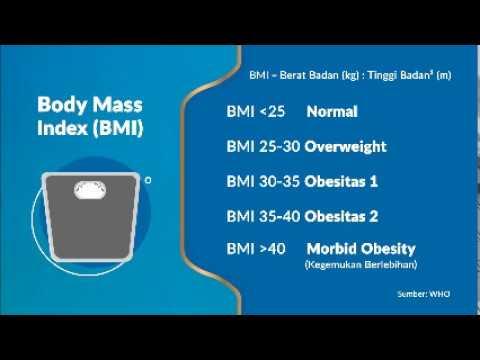 Asosiasi Dokter AS: Obesitas adalah Penyakit