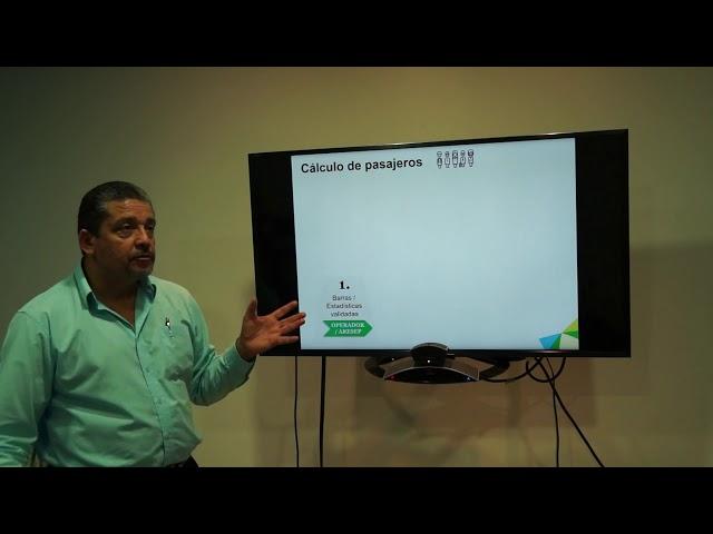 Charla explicativa ruta 1001