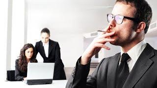 Company Gives Non-Smokers A Break thumbnail