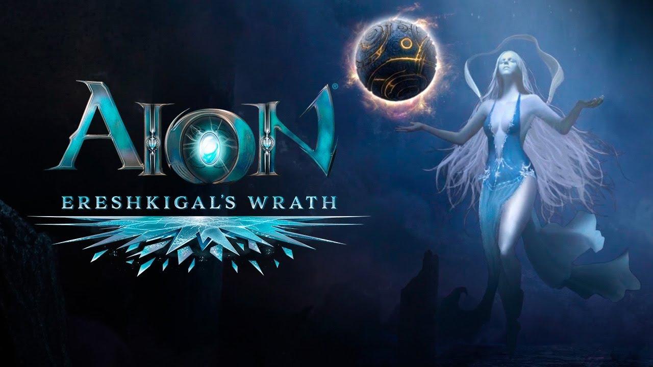 Arriva la nuova Update di Aion - Ereshkigal's Wrath