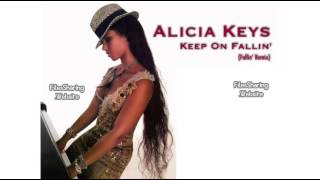 Alicia Keys - Fallin' (Remix ft. Busta Rhymes)