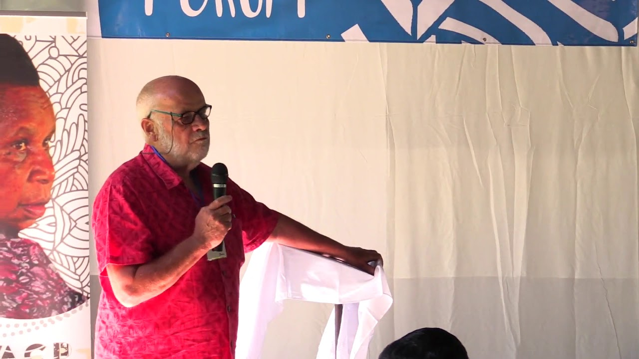 Assessing the impact of COVID19 on Fiji's Ag Sector by Dr. Andrew McGregor