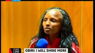 Hellen Obiri: I will shine more in athletics