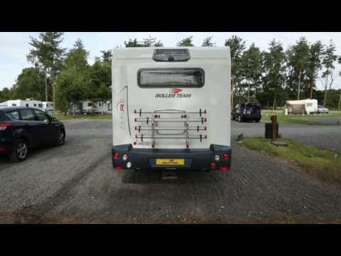 Practical Motorhome reviews the Roller Team Zefiro 690G