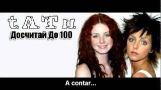 t.A.T.u. - Doschitai Do Sta (Español)
