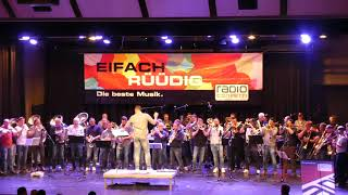Rüssgusler Äbike - Radio Pilatus Guuggen Power 2018