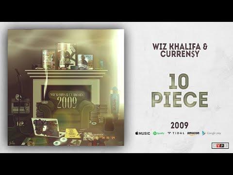 """Wiz Khalifa & Currensy – """"10 Piece"""" (2009)"""