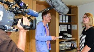 "Unseriöse Anrufe ""WDR Filmteam"" Making-of ""Dreharbeiten in Brilon"""
