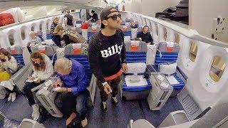 a very tough flight