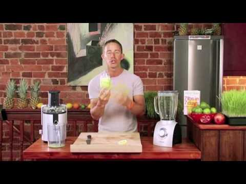 Video '7lbs in 7 Days' - Super Juice Detox Diet DVD