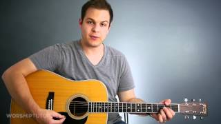You Are My King (Amazing Love) - Tutorial (Billy Foote)