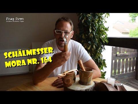 Frag Sven -  Schälmesser Mora Nr. 164